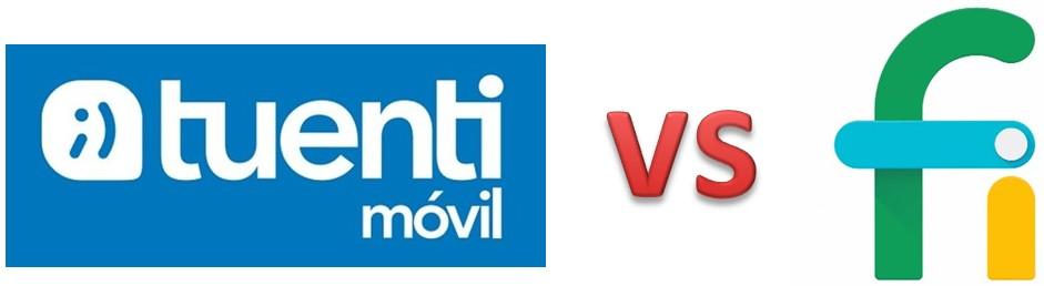 Tuenti Móvil vs Google Project Fi