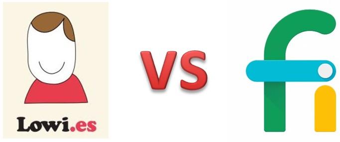 Lowi vs Google Project Fi