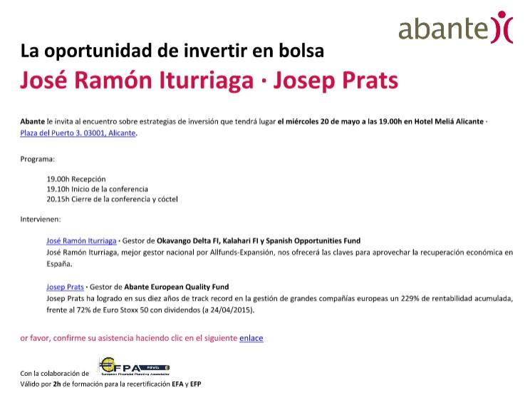 Abante Asesores en Alicante