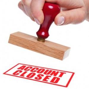 Modelo para cancelar tu cuenta bancaria