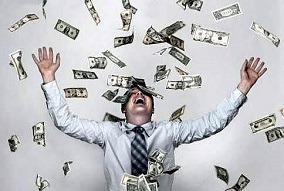 Mas dinero igual a felicidad