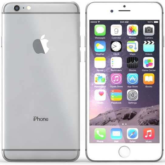 Mejores phablets; iPhone 6 PLus