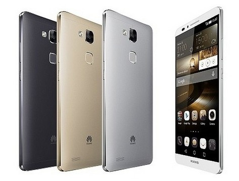 Mejores phablets huawei p8 max