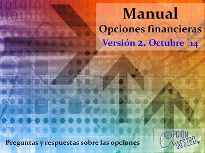 Manual opciones financieras foro