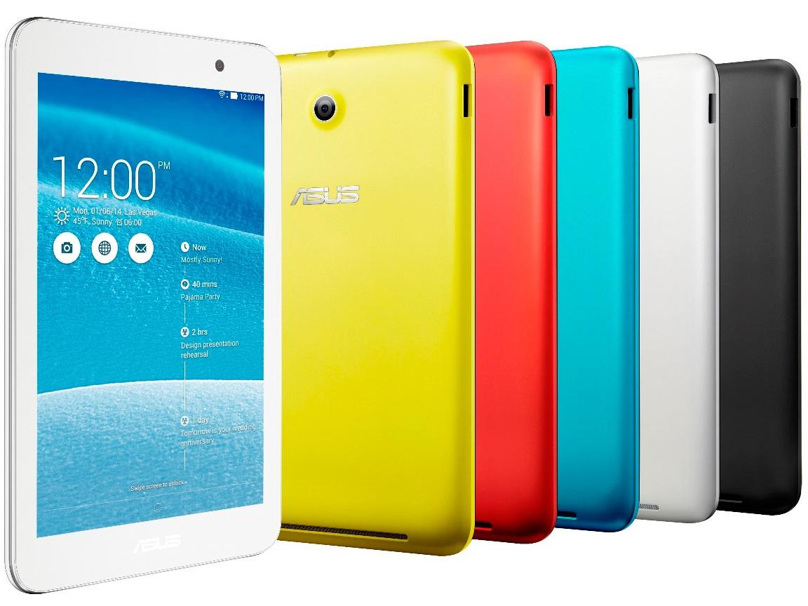 mejores tablets 2015 Asus Memo Pad 7