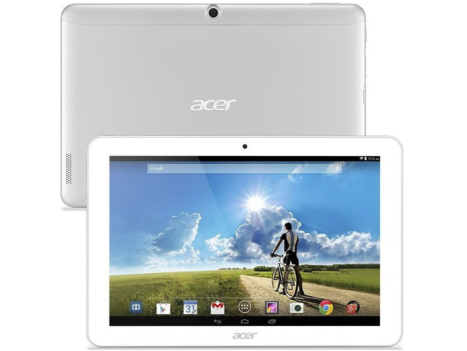 mejores tablets 2015 Acer Iconia Tab 10FHD