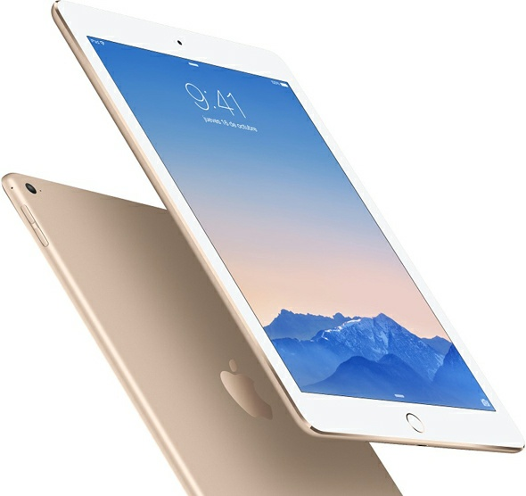 mejores tablets 2015 iPad Air 2
