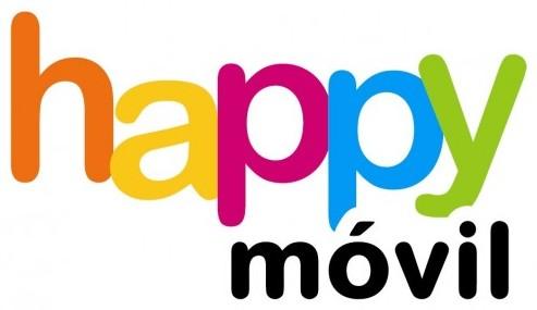 mejores tarifas móviles para hablar y navegar de hasta 2 gb de junio de 2015: Happy Móvil