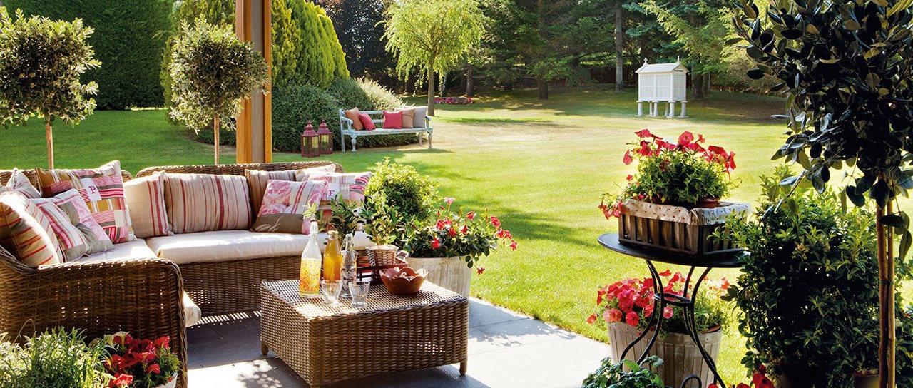 El seguro de hogar cubre los da os en el jard n rankia - Hogar y jardin castellon ...