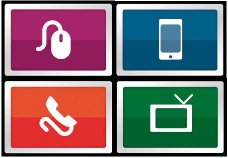 Mejores tarifas convergentes: internet, fijo, móvil y televisión Julio 2015