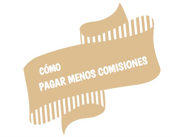 Cómo pagar menos comisiones bolsa mexicana
