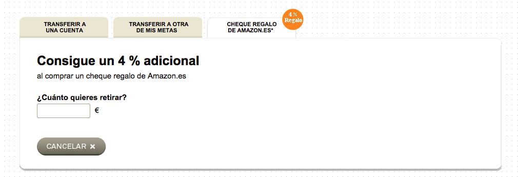 Descuento en Amazon con Coinc