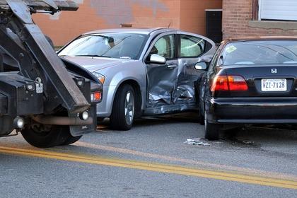 Que hacer accidente coche foro