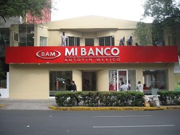Horarios y sucursales banco autof n mi banco rankia for Horario sucursales