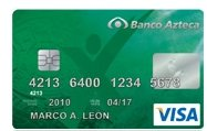 Banco Azteca: Tarjeta Azteca