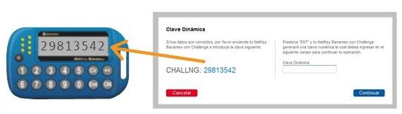 NetKey: ¿Cómo obtener tu Clave dinámica?