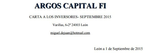 Carta Argos Capital