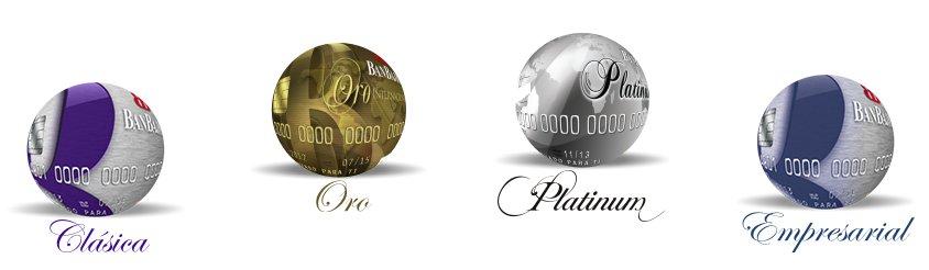 Banco del Bajío: Tarjetas de crédito