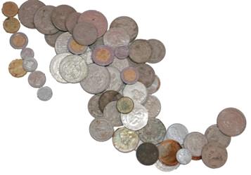 Moneda mapa foro