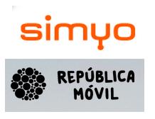 Tarifas móviles con menos de 1 GB: simyo y república móvil