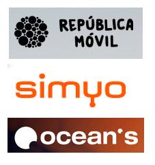 Tarifas móviles con 2Gb: república móvil, simyo, ocean's mobile
