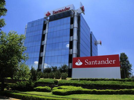 Horarios y Sucursales de Santander