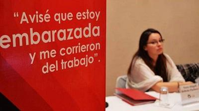 Discriminación por embarazo es la más frecuente den México