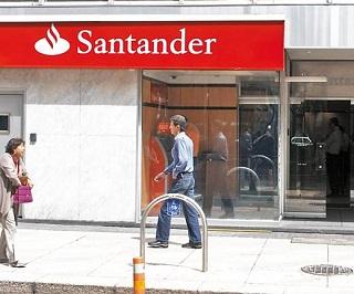 Sucursales Santander en el Estado de México que abren en sábado