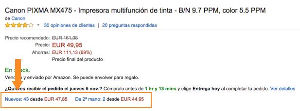 Producto reacondicionado de Amazon