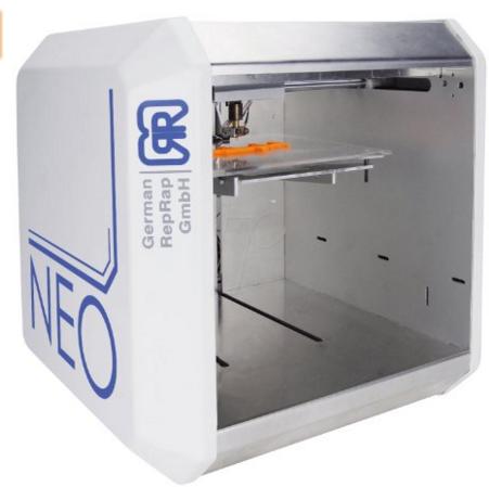 Impresora 3d spanish reprap neo 3D