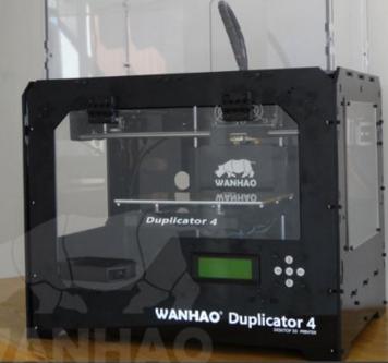 Impresora 3D duplicator 4