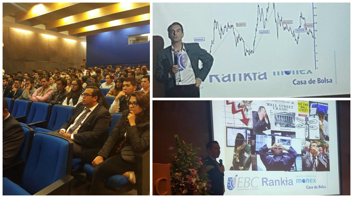 Conferencia Rankia en EBC