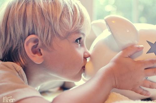 Cuentas de ahorro para niños