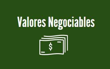 ¿Cómo funcionan los valores negociables?