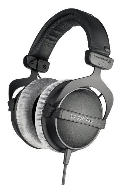Auriculares over ear beyerdynamic