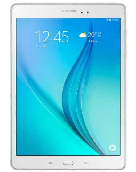 Samsung galaxy tab t550n