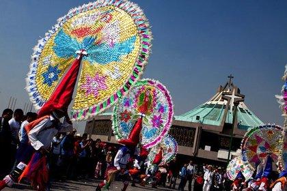 Feriado 12 de Diciembre: Día de la Virgen de Guadalupe