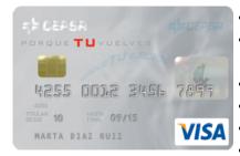 Visa Cepsa Bancopopular-e