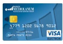 Tarjeta Banco Mediolanum