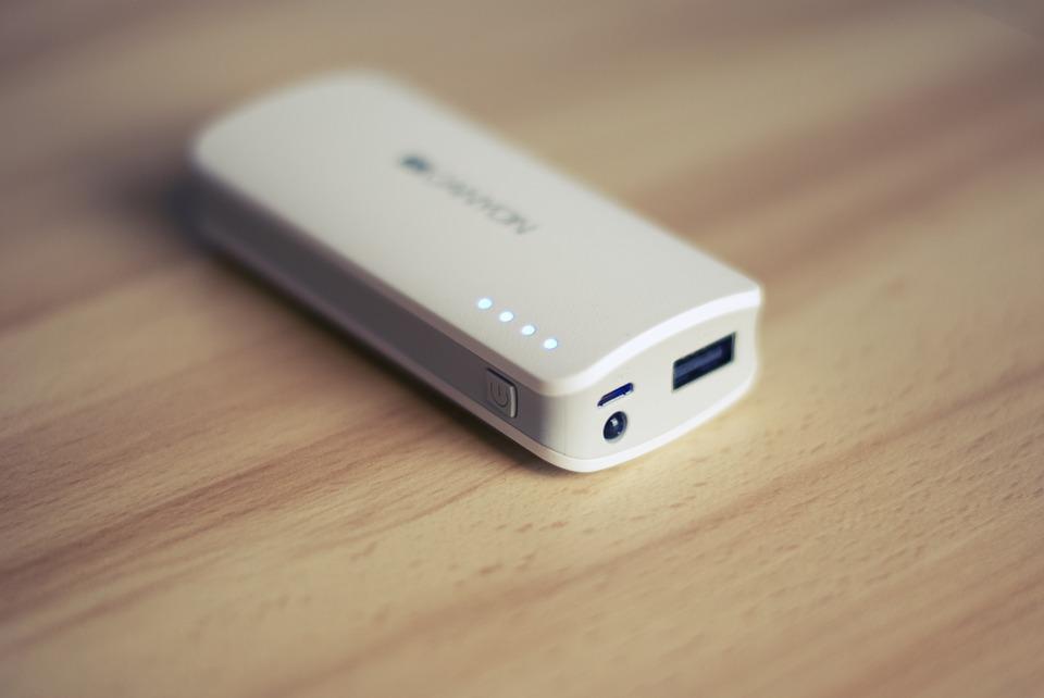 Mejores baterías externas o power bank 2016