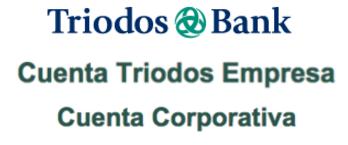 Cuenta empresas triodos bank: cuentas para autónomos y empresas en 2017