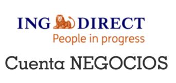 Cuenta negocios ING Direct: cuentas para autónomos y empresas en 2017