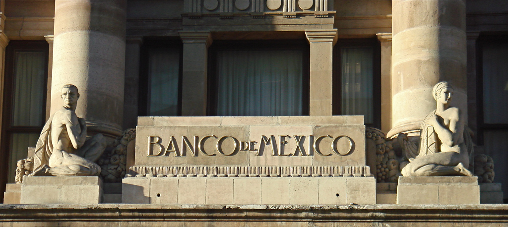 BANCO DE MEXICO: tasas de interés