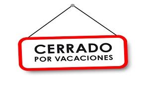 Días de vacaciones por Ley en México