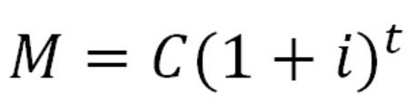 Calculadora interés compuesto