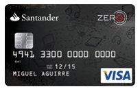 Mejores tarjetas de crédito para universitarios: Tarjeta de Crédito Zero