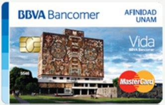 Mejores tarjetas de crédito para universitarios: Tarjeta Afinidad UNAM