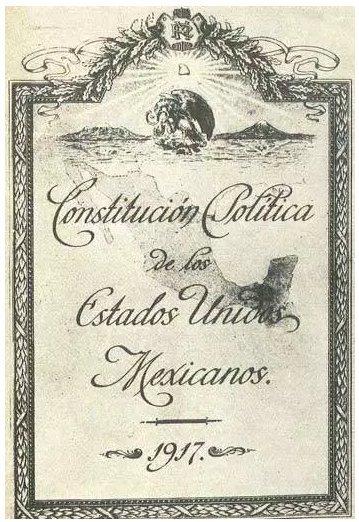 5 de febrero: Día de la Constitución Mexicana