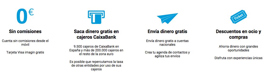 Características Imaginbank