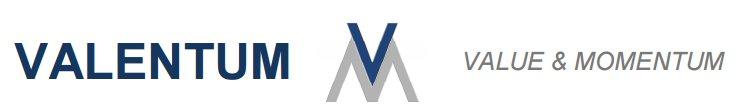 Valentum: value and momentum